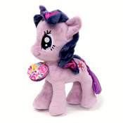 Happy Hollow Park & Zoo - Pony Plush Toy